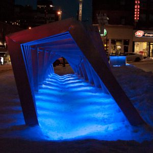 Iceberg - Place des Festivals