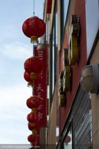 Décoration du Quartier Chinois