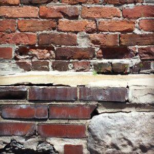 Texture de ville - briques