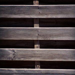 Texture de ville - clôture