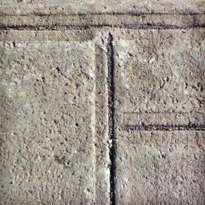 Texture de ville - troittoirs
