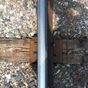 Texture de ville - voie ferrée