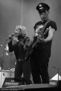 Xavier Caféine et Martine St-Clair - 2014