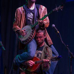 Dylan Perron & Élixir de Gumbo - 2015